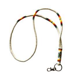 Fourdwholesale Turtle Wrapped Lanyard