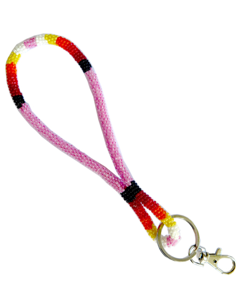 Fourdwholesale Wrapped Wrist Lanyard Various Colours