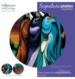 Canadian Art Prints Porcelain Plates
