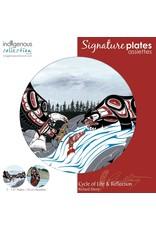 Canadian Art Prints Porcelain Plates