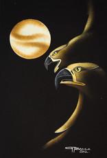 Tobacco, Garnet Untitled - Golden Eagles original 2012