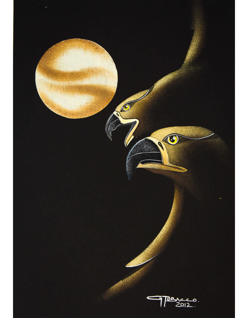 Tobacco, Garnet Golden Eagles Original 2012