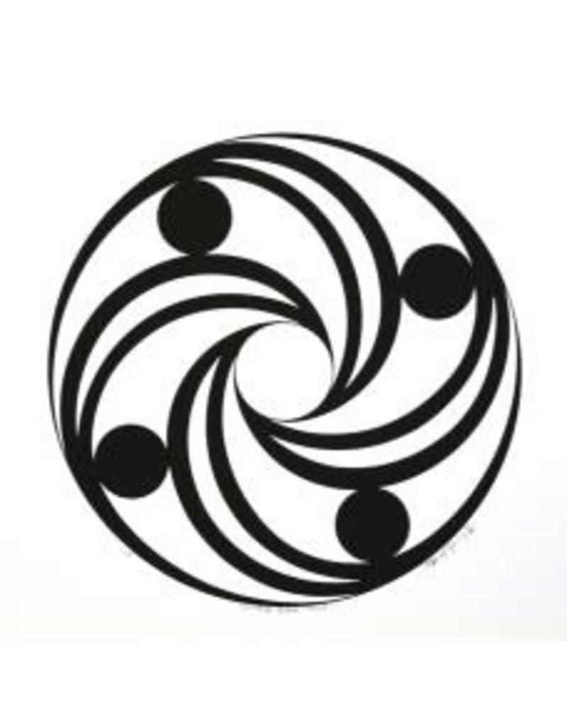 Johnny Jr., Maynard Spindle Black Circle