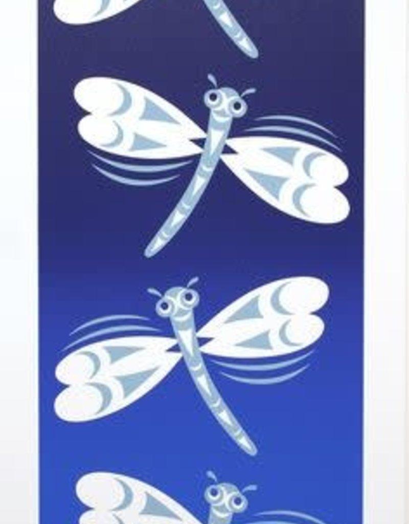 Johnny Jr., Maynard Dragonfly Print