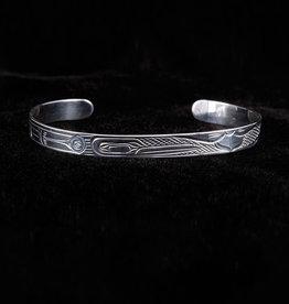 """Harper Victoria H.Bird Bracelet 1/4"""""""