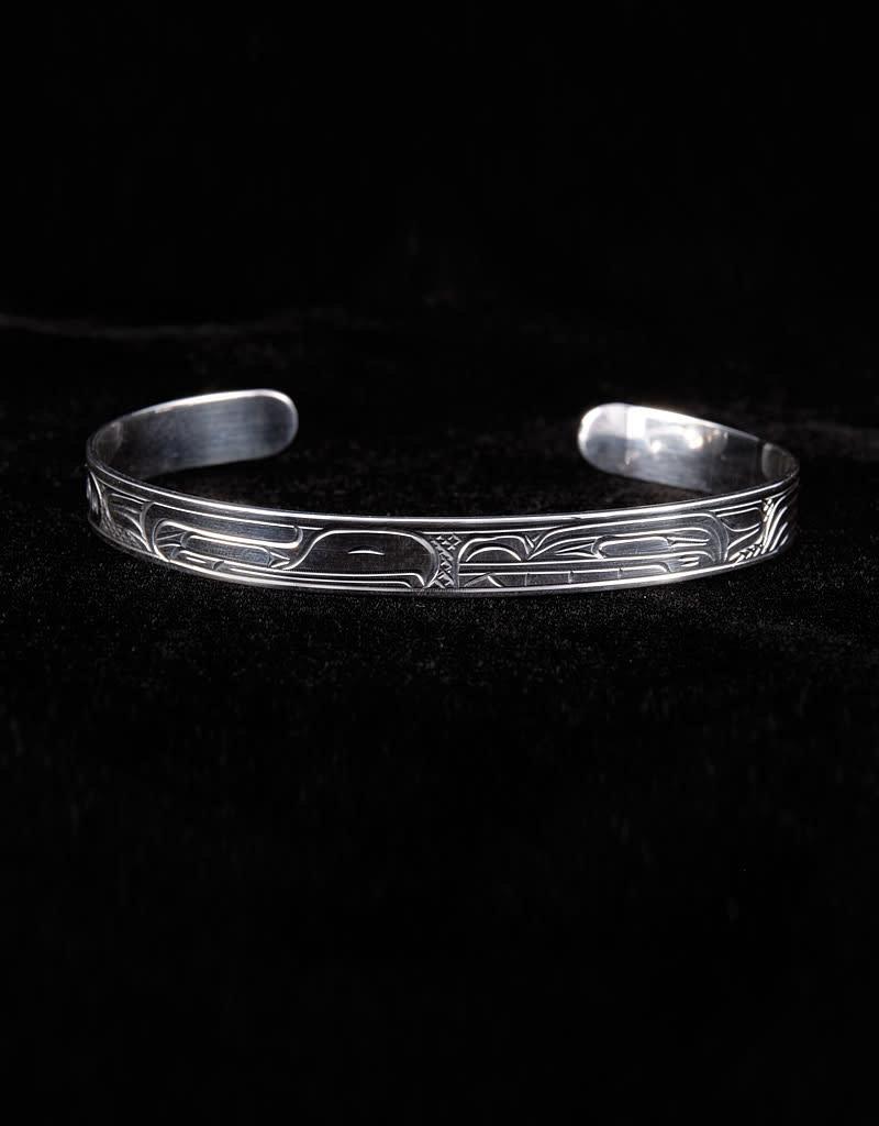 Harper Victoria Eagle & Wolf Bracelet