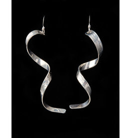 Harper Victoria Eagle Spiral Earring