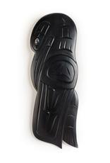 John, Harvey Black Raven Carving