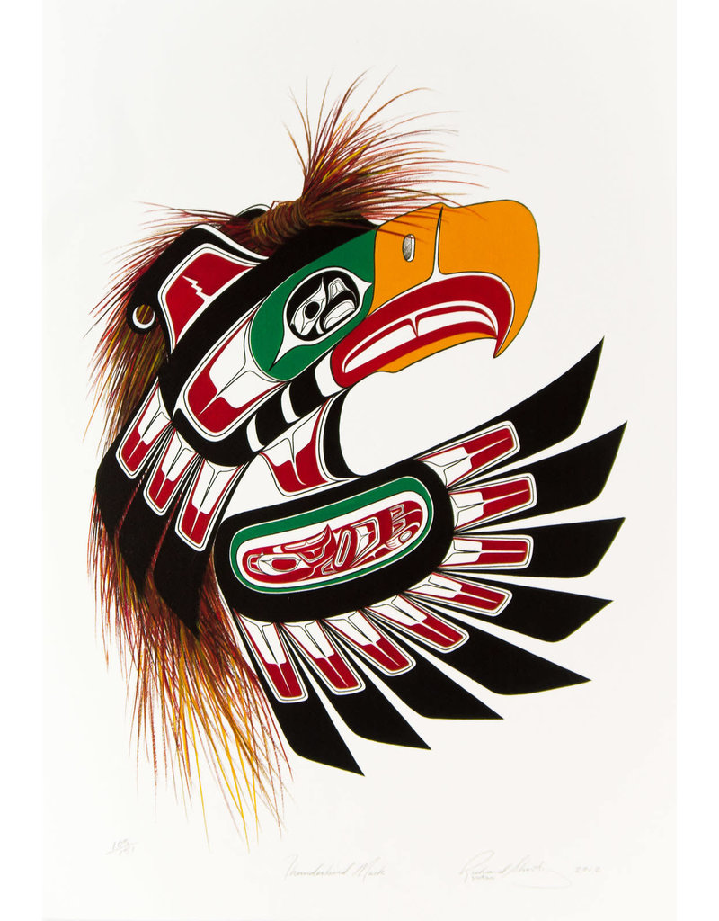 Shorty, Richard Thunderbird Mask