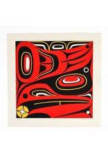 Campbell, Lyle Haida Raven print