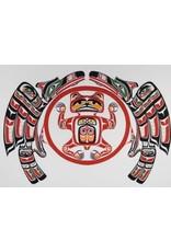 Hunt Sr., Ross Tlingit Bear Kwagulth Raven