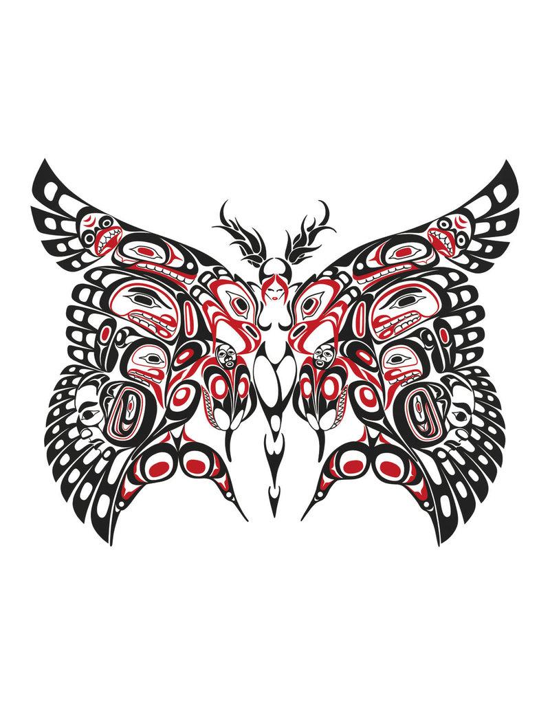 Erickson, Jon Butterfly My Thanks to Bill Reid
