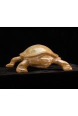 Bird, V Turtle Soapstone