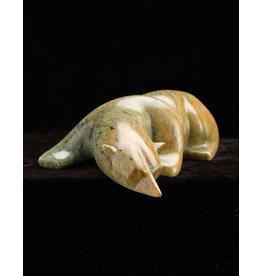 Bird, V Sleeping Bear Soapstone