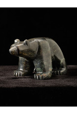 Moose, Howard Black Soapstone Bear