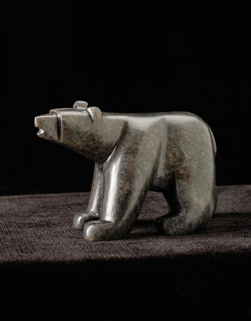 Moose, Howard Soap Stone Carving