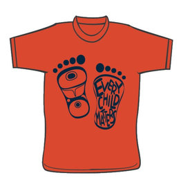 Native Northwest Orange T-Shirt NW