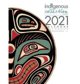 Native Northwest Calendar 2021 | Sean Whonnock