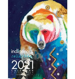 Native Northwest Calendar 2021 | John Balloue
