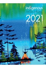 Native Northwest Calendar 2021   William Monague
