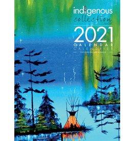 Native Northwest Calendar 2021 | William Monague