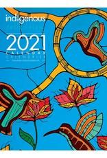 Native Northwest Calendar 2021 | Jessica Desmoulin
