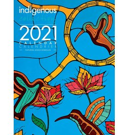 Native Northwest Calendar 2021 | Jessica Desmoulin