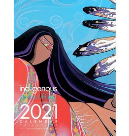 Native Northwest Calendar 2021 | Pam Cailloux