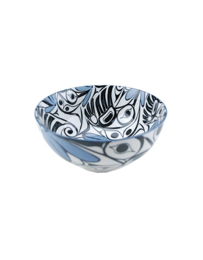 Panabo Sales Hummingbird Large Bowl - Blue