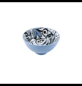 Panabo Sales Hummingbird Small Bowl - Blue