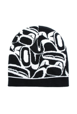 Panabo Sales Eagle Toque Black & White