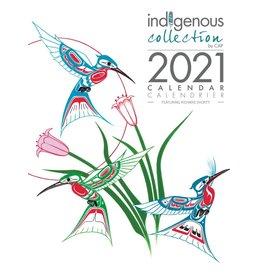 Canadian Art Prints Calendar 100 - Richard Shorty