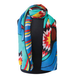 Native Northwest Eco Scarf Her Ribbon Dress