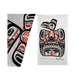 Panabo Sales Raven Tea Towel Bill Reid