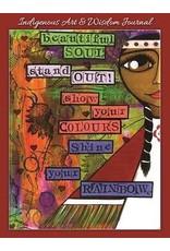 Colouring It Forward INC. Indigenous Art & Wisdom Journal