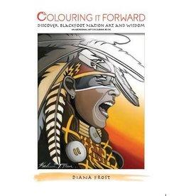 Colouring It Forward INC. Discover Blackfoot Nation Art & Wisdom
