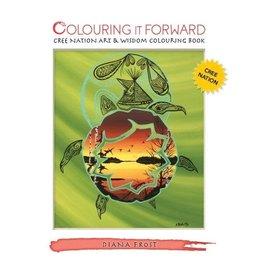 Colouring It Forward INC. Discover Cree Nation Art & Wisdom