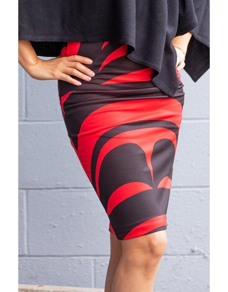 Chloe Angus Design Haida Peg Skirt