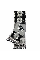 Native Northwest Visions Of Our Ancestors Knitted Scarf