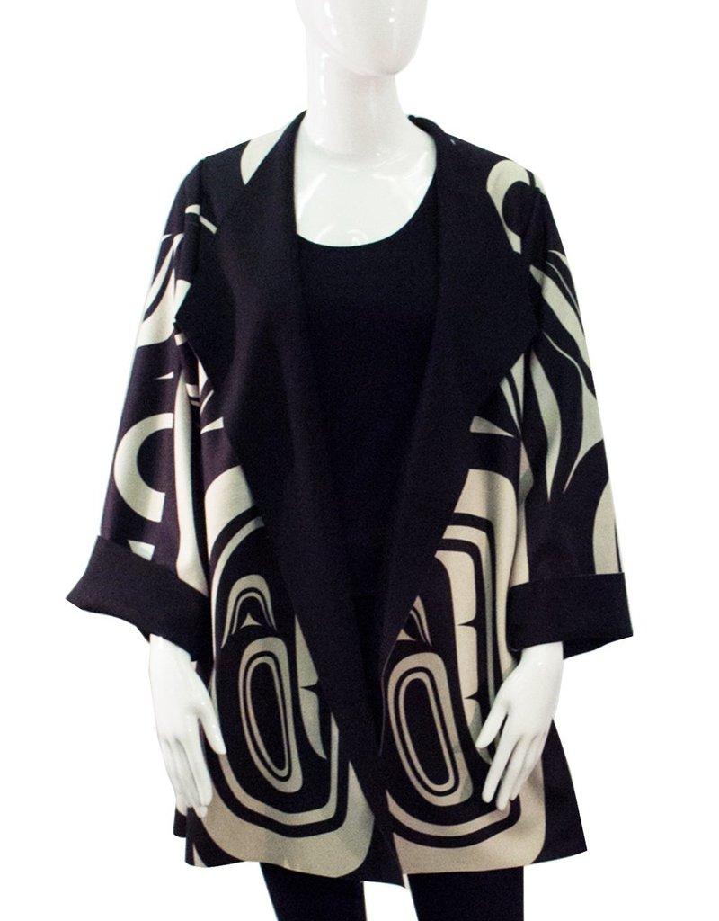 Chloe Angus Design Haida Overcoat