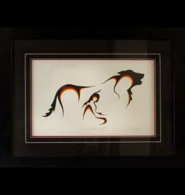 G.W. Mukks Enchanted Wolf