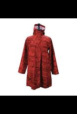 Panabo Sales Raven Red Rain Coat