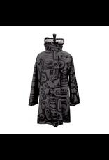 Panabo Sales Raven Charcoal Rain Coat