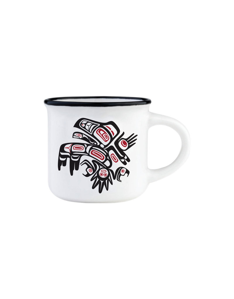 Native Northwest Espresso Mugs