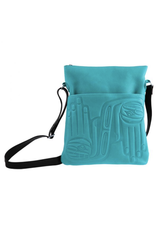 Grant, Dorothy Dorothy Grant Solo Bag Turquoise