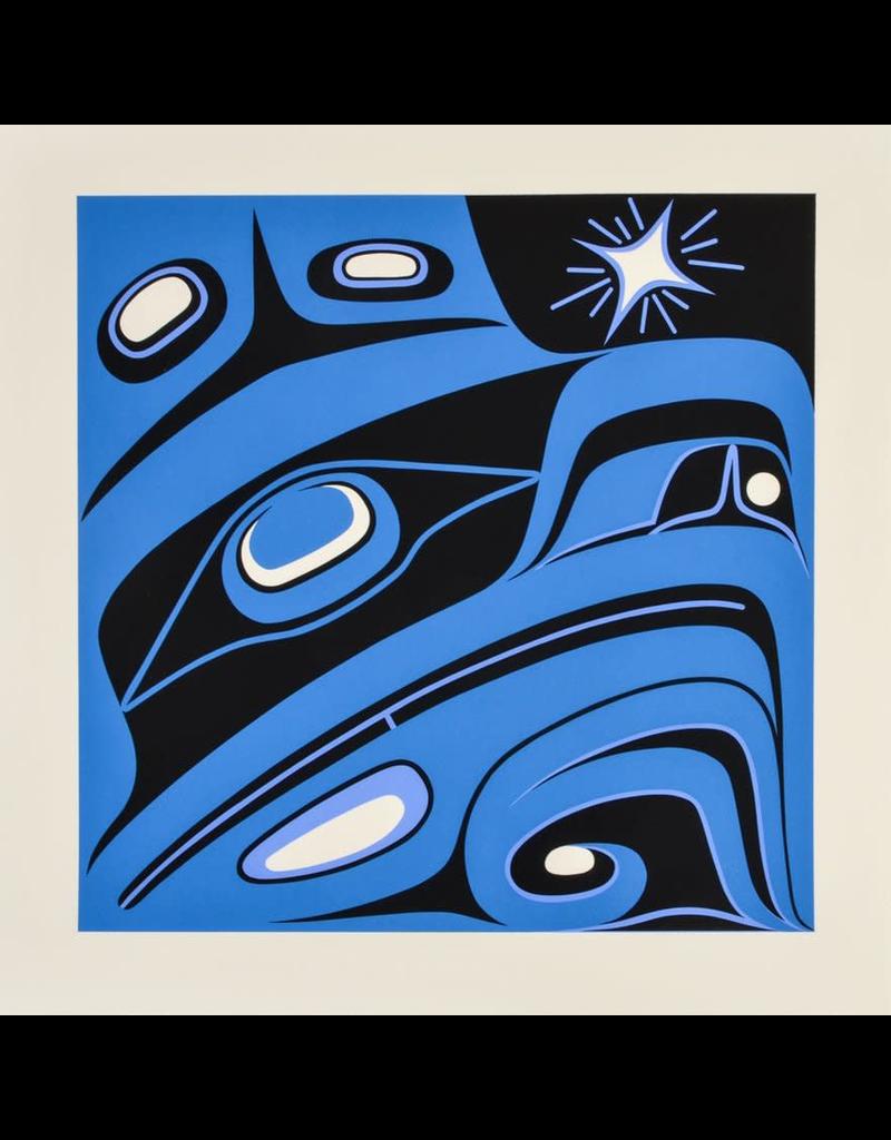 Campbell, Lyle Haida Eagle Print