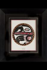 Amos, Darrel Haida Raven (Circular)
