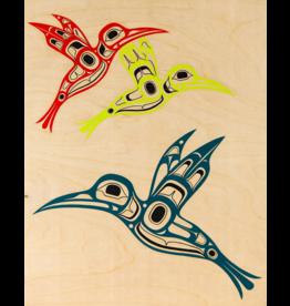 Naccarella, Danika Hummingbirds