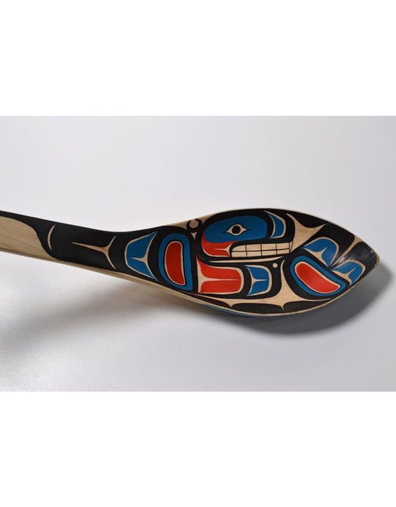 Moses White (Robert) Blackfish & Great Wave Spoon