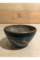 Leach, Patrick Pottery Black & Blue # 0041